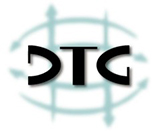 Logo of the associated society or organization at https://www.dtg.org