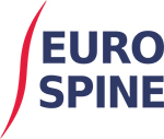 Logo of the associated society or organization at https://www.eurospine.org