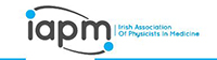Logo of the associated society or organization at http://www.theiapm.ie