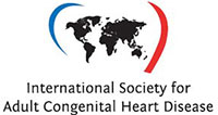 Logo of the associated society or organization at