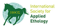 Logo of the associated society or organization at https://www.applied-ethology.org