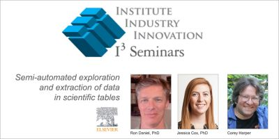 Join us as Elsevier data scientists present at Columbia University
