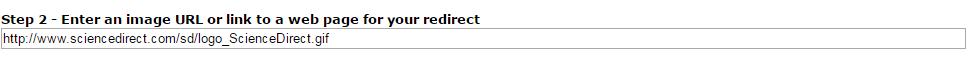Enter Image URL